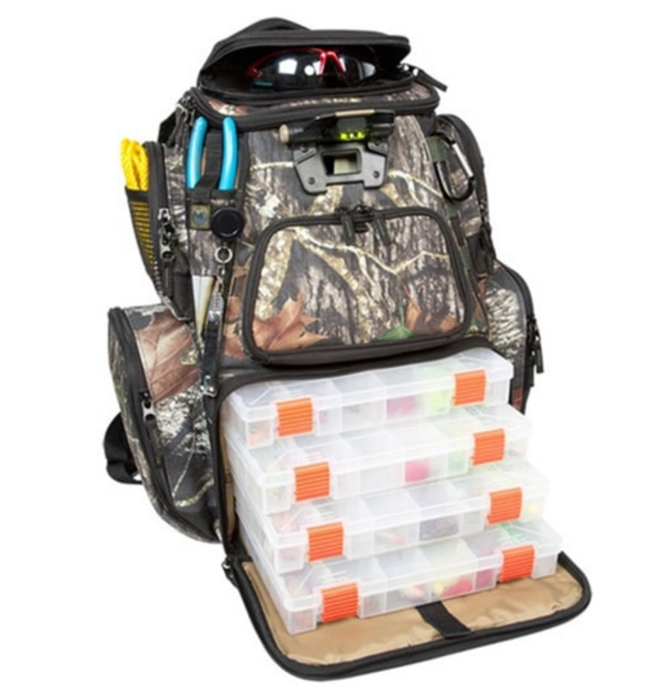 6 Features to Consider to find the Best Tackle Backpack  sc 1 st  Tackle.org & Tackle Box Backpacks for Fishing - Buyers Guide | Tackle.org Aboutintivar.Com
