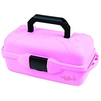 flambeau 1 tray pink box