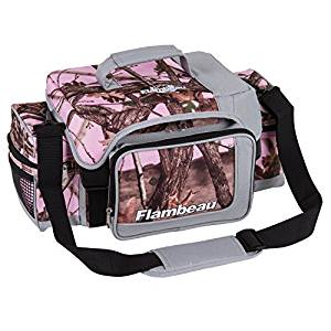 Camo Pink Tackle Box
