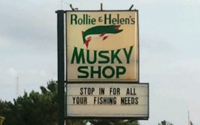 Best Musky Shop's in Wisconsin