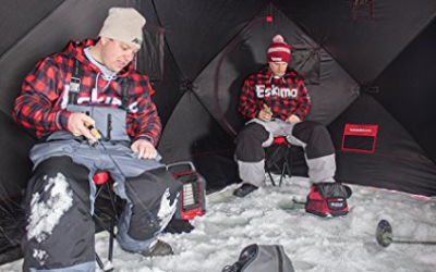 Best Eskimo Ice Fishing Shelters