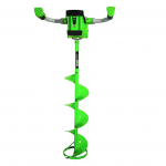 ion ice fishing auger review