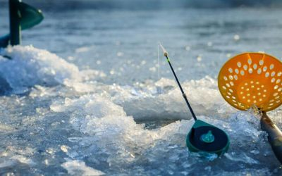 Beginner Ice Fishing Tackle