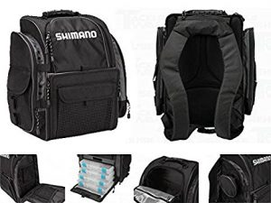 Shimano Blackmoon Backpack Tackle Box