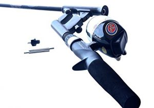 No Tangle Deluxe Rod & Reel