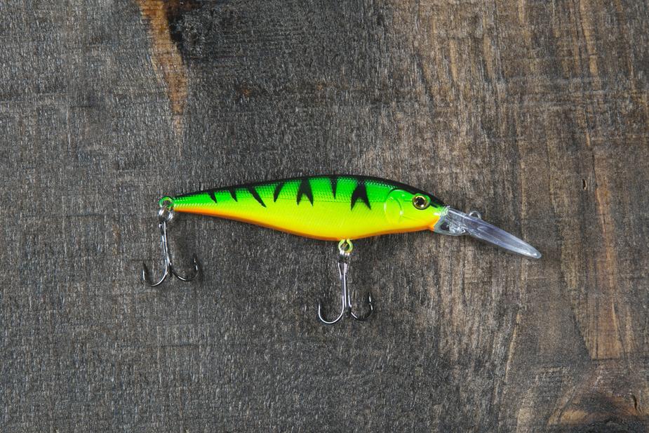 Bass Fishing Tackle Basics