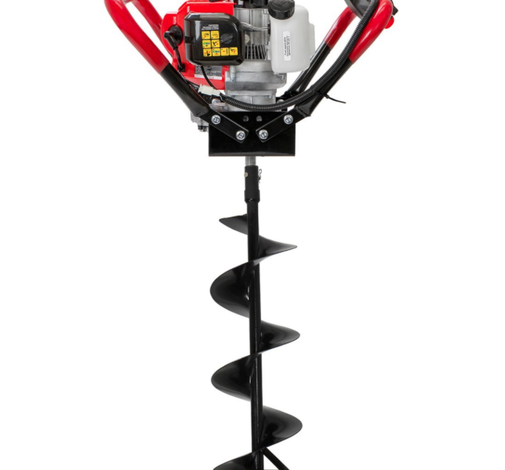 10 Best Ice Augers for Ice Fishing – Manual and Power