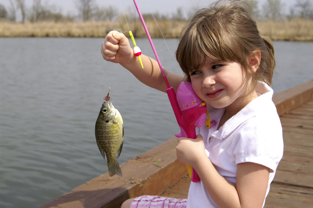Best Kids Fishing Poles (Oct. 2018 Guide)