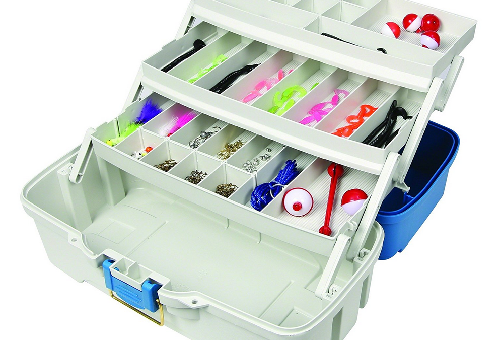 Best Tackle Box with Tackle Included (2019 Review)