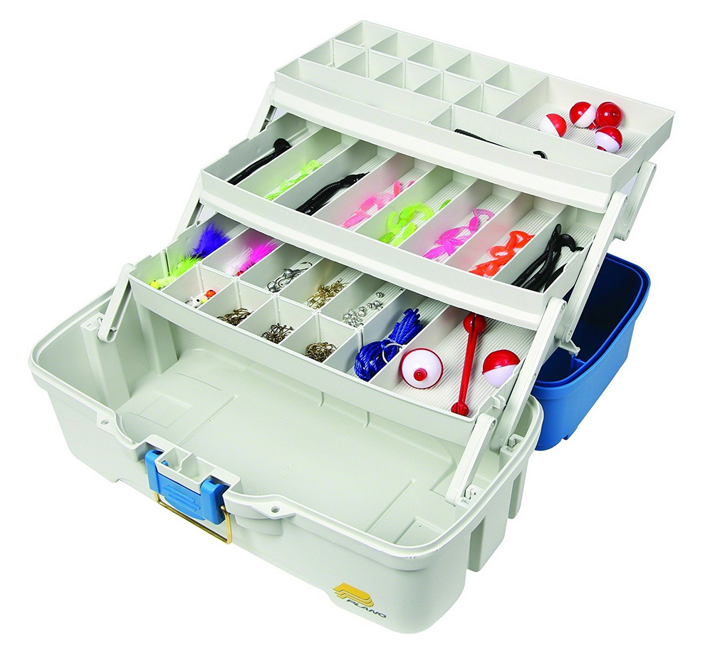 plano ready 2 fish tackle box