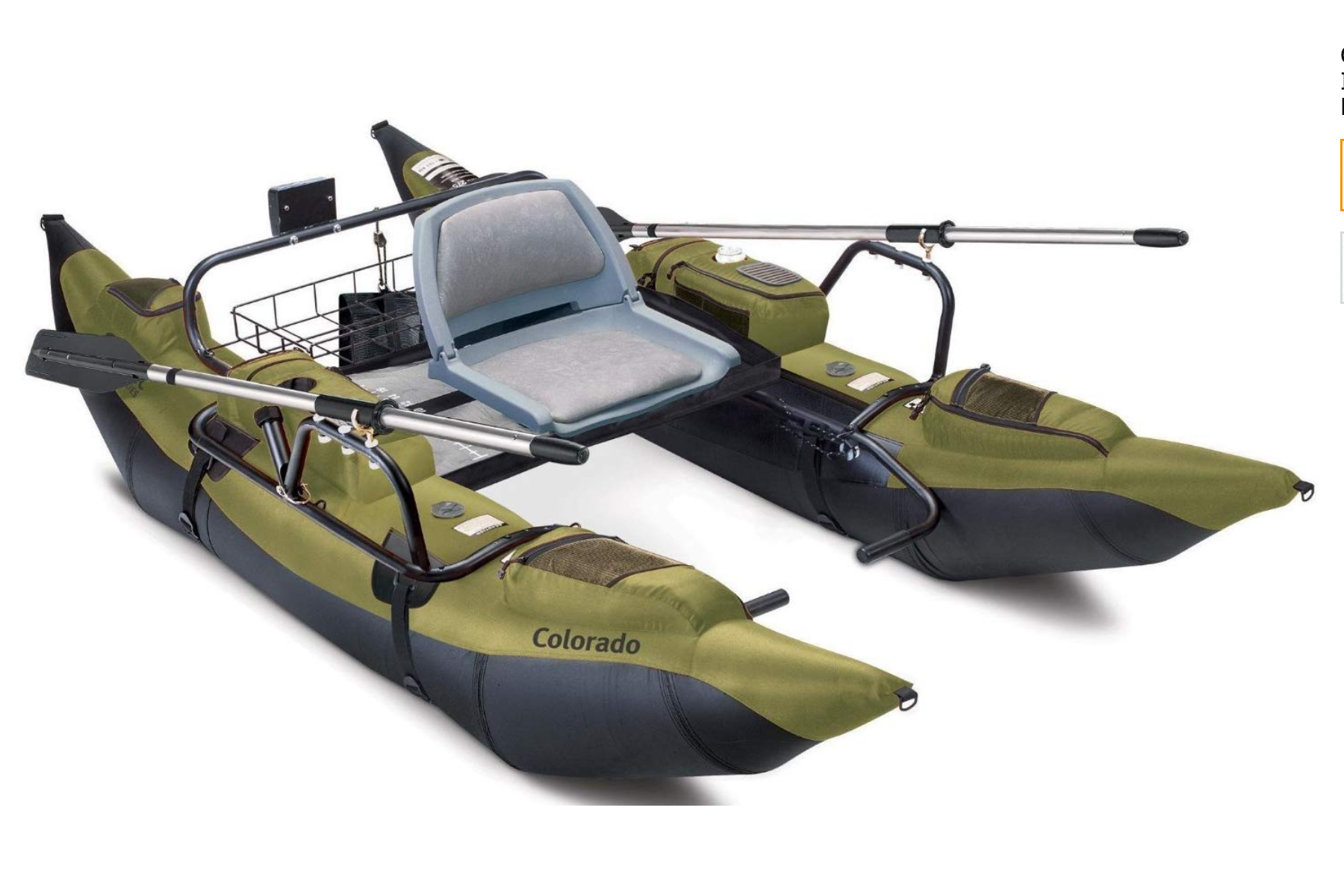 classic accessories fishing raft