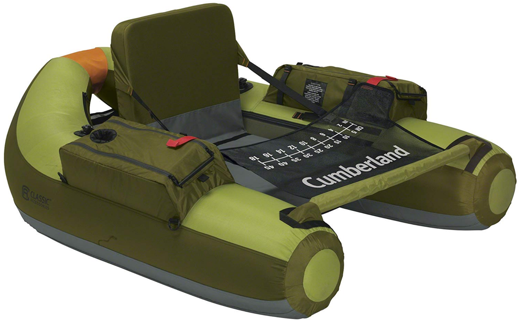 float tube for fishing cumberland series