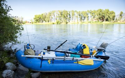 Fly Fishing Raft Safety and Tips