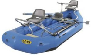 nrs fly fishing raft