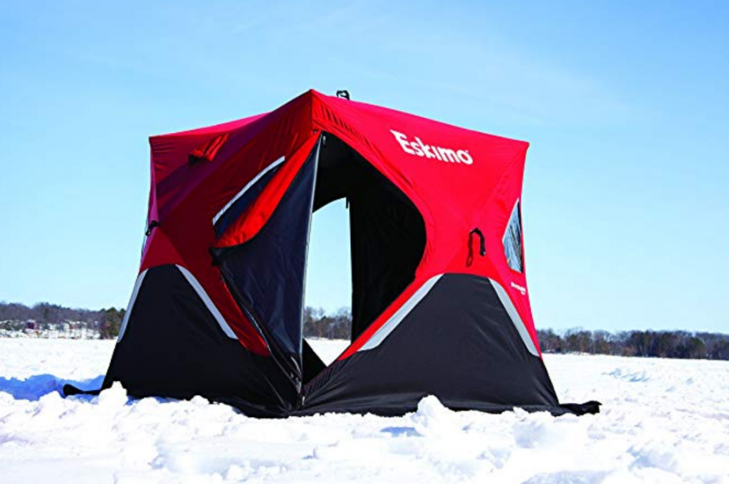 eskimo ice shanty 3-4 person