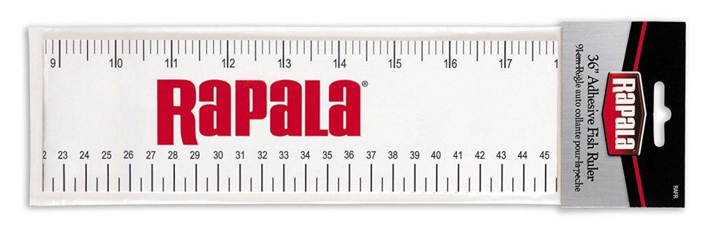rapala ruler for boats
