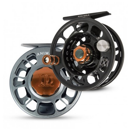 spey switch and saltwater reel