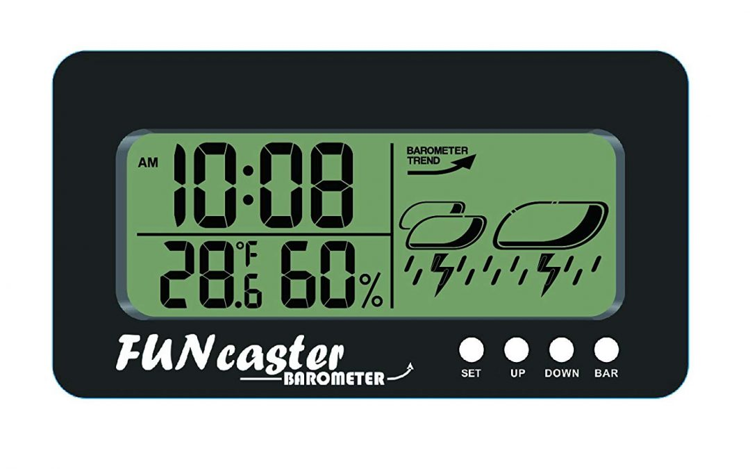 Best Fishing Barometers Buying Guide