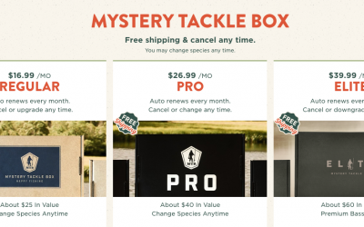 Mystery Tackle Box Review (2019 Update)