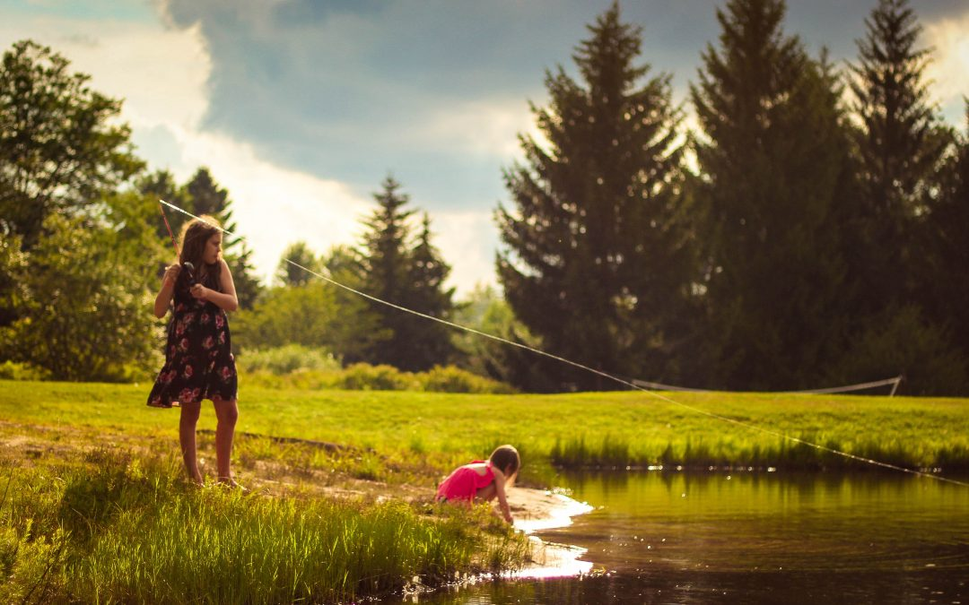 Essential Kids Fishing Gear + 10 Tips To Help Them Have More Fun!